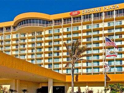 Crowne Plaza Ventura Beach Hotel In Santa Barbara United States Booking