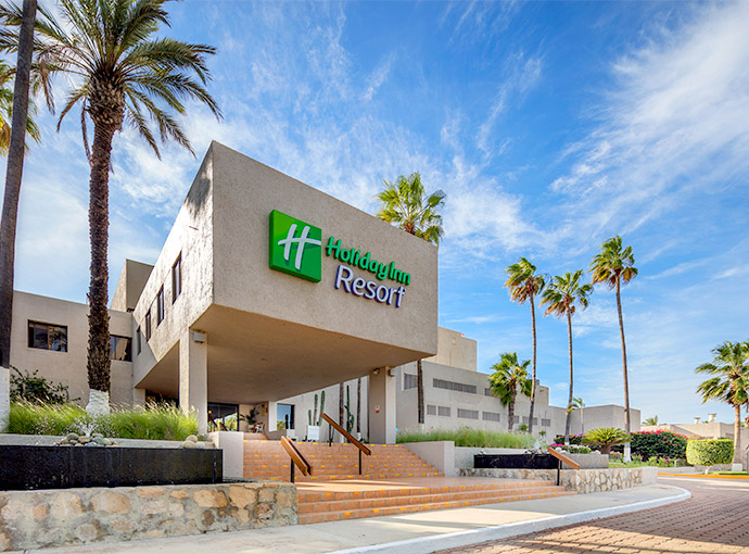 Holiday Inn Resort Los Cabos All Inclusive In Mexico Hotel Booking