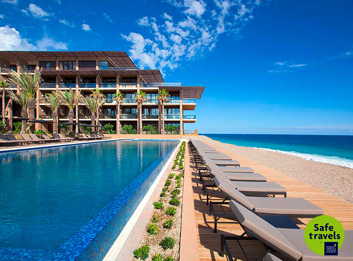Jw Marriott Los Cabos Luxury All Inclusive Beach Resort Spa In Mexico Hotel Booking