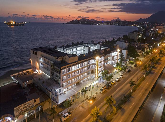 Hotel fiesta mexicana in manzanillo mexico manzanillo hotel booking sciox Gallery