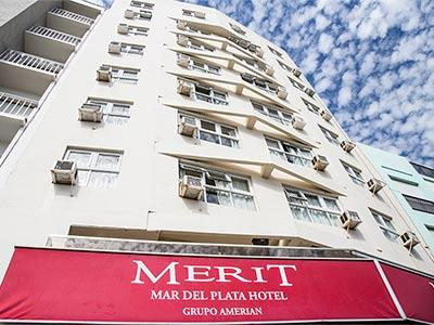 Merit Mar Del Plata Hotel In Argentina Booking