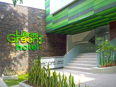 Lleras Green Hotel