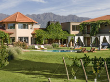 Villa Mansa Wine Hotel and Spa