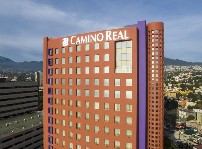 Camino Real Pedregal Mexico Hotel In Mexico City Mexico