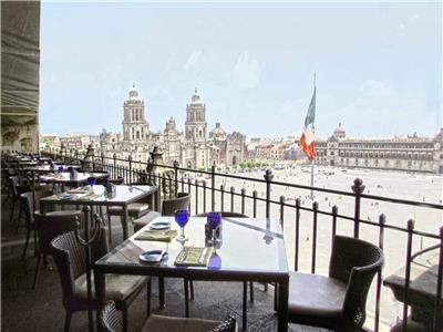 Gran Hotel Ciudad De Mexico In Mexico City Mexico Mexico