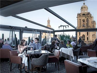 Hotel Zocalo Central In Mexico City Mexico Mexico City