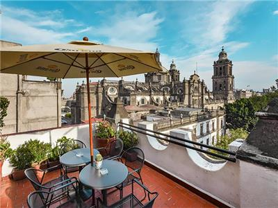 Hostel Mundo Joven Catedral Hotel In Mexico City Mexico