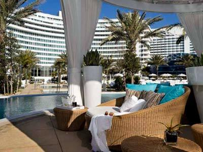 Fontainebleau Miami Beach Hotel In Area United States Booking