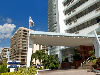 Howard Johnson Plaza Dezerland Beach And Spa Hotel In Miami Area United States Booking