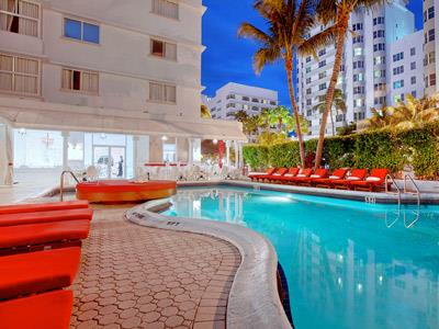 Red South Beach Hotel In Miami Area United States Booking