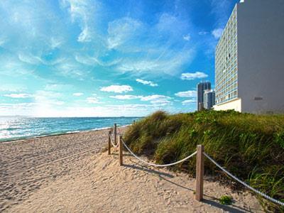 The Deauville Beach Resort In Miami Area United States Miami Area