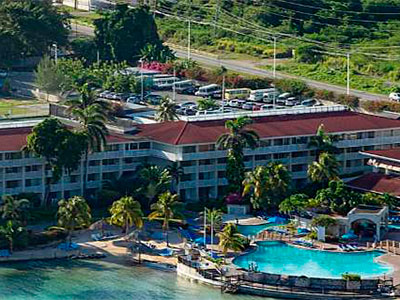 hotel holiday inn montego bay jamaica