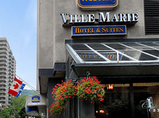 Best Western Ville Marie Hotel and Suites