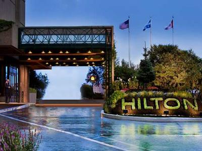 Hilton Montreal Bonaventure Hotel In Area Canada Booking