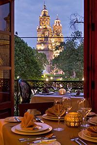 Casa Grande Hotel Boutique In Morelia Mexico Morelia Hotel