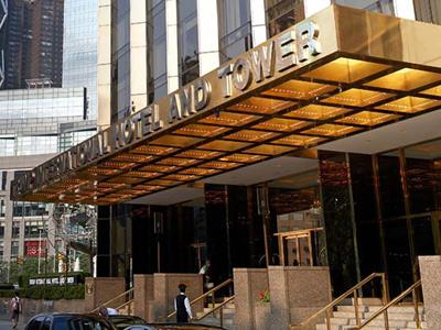 Hotels In New York City >> Trump International Hotel And Tower New York In New York