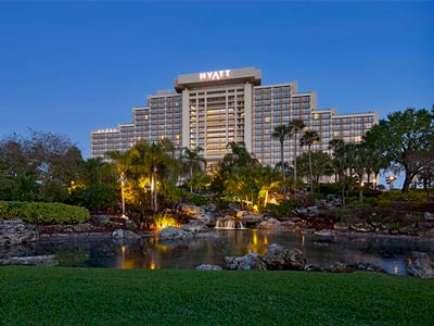Hyatt Regency Grand Cypress Hotel In Orlando Florida United States