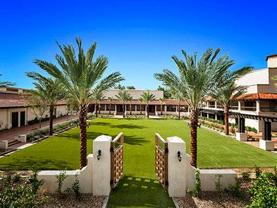 The Scottsdale Resort At Mccormick Ranch In Phoenix Arizona United