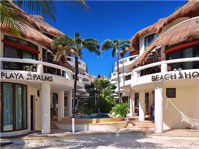 Playa Palms Beach Hotel In Del Carmen Mexico Booking