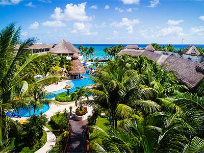The Reef Coco Beach Hotel In Playa Del Carmen Mexico Booking