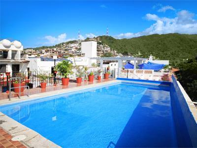 Hotel Encino Vallarta Centro In Puerto Mexico Booking