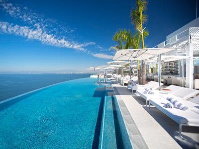 Hotel Mousai Luxury Beach Resort Solo Os In Puerto Vallarta Mexico Booking