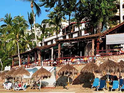 Hotel Playa Conchas Chinas Beach Front In Puerto Vallarta Mexico Booking