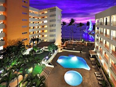 San Marino Vallarta Centro Beachfront Hotel In Puerto Mexico Booking
