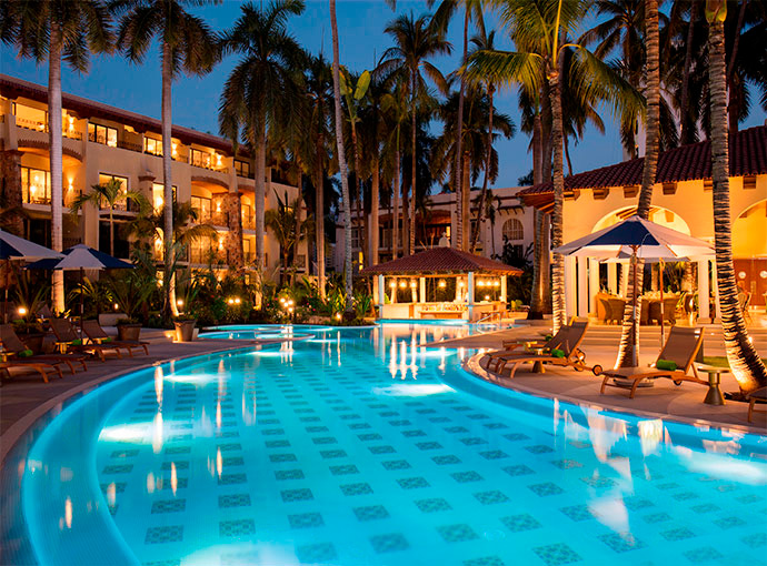 The Hacienda at Hilton Puerto Vallarta All Inclusive Adults Only