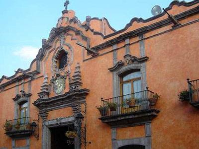 La Casa De La Marquesa Hotel In Queretaro Mexico Queretaro Hotel