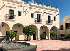 Mesón de la Merced Hotel Boutique Patio and Spa