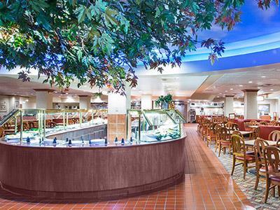 Courtyard Buffet Restaurant