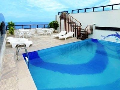 Oceano Copacabana Hotel In Rio De Janeiro Brazil Rio De