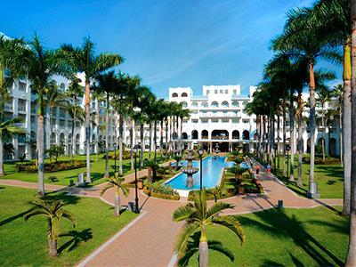 Riu Jalisco All Inclusive Hotel In Riviera Nayarit Mexico Booking