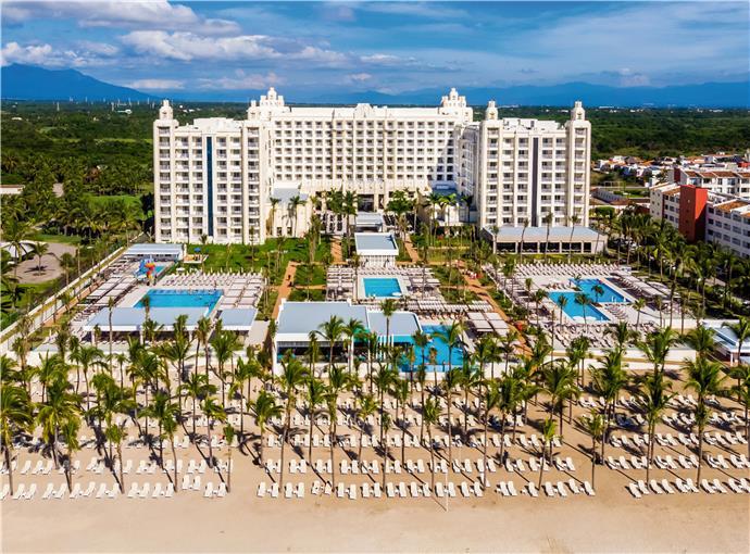 Riu Vallarta All Inclusive Hotel In Riviera Nayarit Mexico Booking
