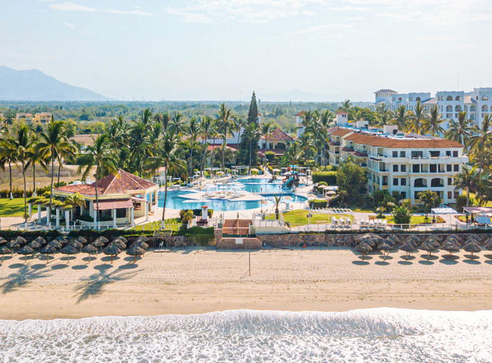 Samba Vallarta All Inclusive Beach Resort By Emporio Riviera Nayarit Hotels