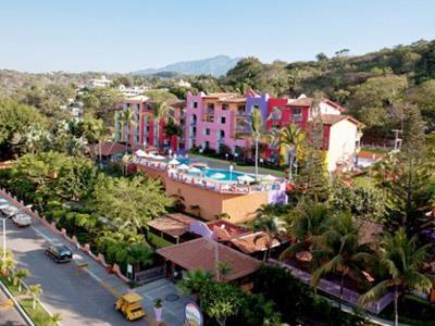 Decameron los cocos hotel riviera nayarit for Hotel luxury rincon de guayabitos