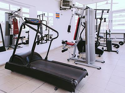 Howard johnson rosario hotel for Rosario fitness gimnasio