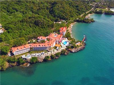 Map Location of Luxury Bahia Principe Samana Adults Only Hotel