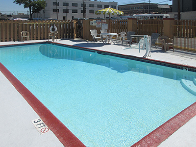 Hotel Rodeway Inn Downtown Near River Walk San Antonio
