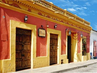 Mansion De Los Angeles Hotel In San Cristobal De Las Casas Mexico