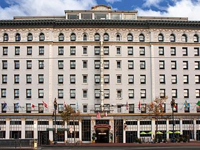 The Whitcomb A Historic Hotel Of America In San Francisco United