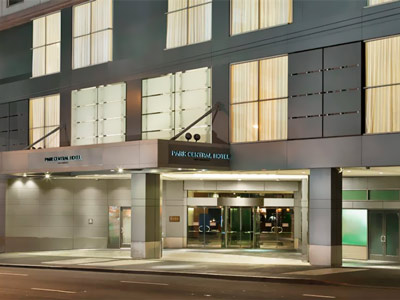 Park Central Hotel San Francisco A Starwood In United States Booking