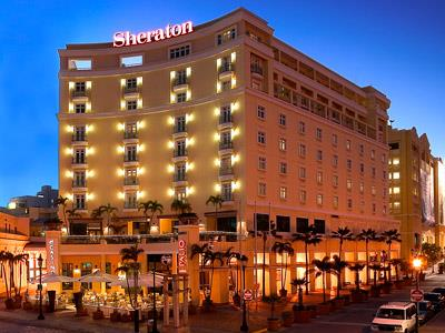 Sheraton Old San Juan Hotel And In Puerto Rico Booking