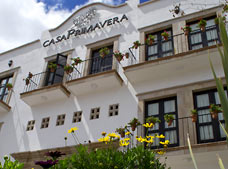 Casa Primavera Hotel Boutique and Spa