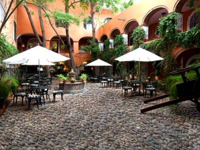 Hotel Monteverde Best Inns In San Miguel De Allende Mexico Booking