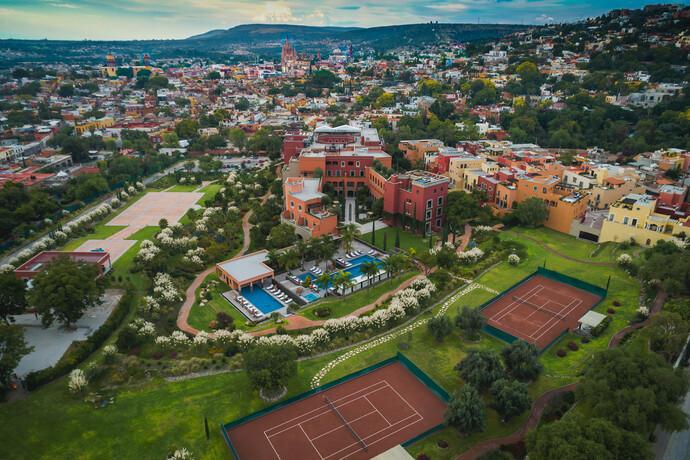 Rosewood San Miguel de Allende Hotel in San Miguel de