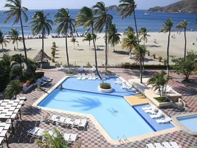 Pool S Beach Parking