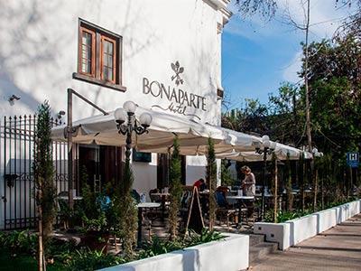 Hotel Bonaparte Boutique In Santiago Chile Santiago Hotel