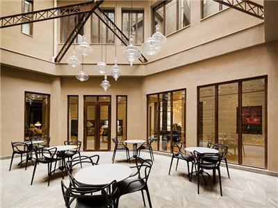 Hotel Altiplanico Bellas Artes In Santiago Chile Santiago